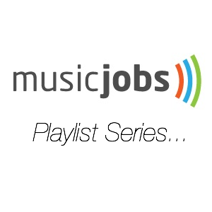 Music Jobs Playlist Series square logo new 2012 b