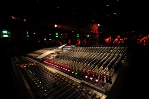 Mixing Console (photo by Pierrot2)