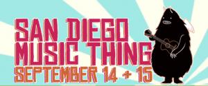San Diego Music Thing Conference